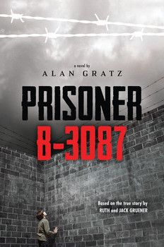 'Prisoner B-3087' by Alan Gratz: Middle grade holocaust story