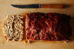 Meatloaf, Plain And Simple, a recipe on Food52 // Some dinners make the best lunches!