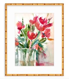 Laura Trevey Watercolor Art for Sale