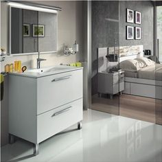 The Baltic Bathroom Vanity Unit with Mirror is the perfect addition to your bathroom. Utilise the space under the bathroom basin with this convenient Bathroom Vanity Unit. This Baltic Bathroom Unit includes. Bathroom Vanity Units, Bathroom Basin, Bathroom Furniture, Furniture Sets, Storage Shelves, Storage Spaces, Vanity Wash Basin, Cloakroom Suites, Single Vanity Units