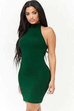Forever 21 is the authority on fashion & the go-to retailer for the latest trends, styles & the hottest deals. Shop dresses, tops, tees, leggings & more! African Wear Designs, Halter Bodycon Dress, Cute Dresses, Mini Dresses, Short Shirts, Sexy Women, Curvy Women, African Print Dresses, Forever 21 Dresses