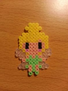 Tinker Bell hama beads by Factory Beads