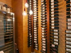 Epic wine cellar