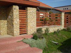 Fence, Garage Doors, Exterior, Outdoor Decor, Home Decor, Google, Decoration Home, Room Decor, Outdoor Rooms