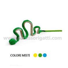 snake cat-toy