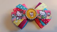 Popular Kitty Hair Bow bow 2 by HandGCrafts on Etsy