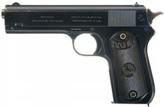 742 - Colt Model 1903 Semi-Automatic Hammer Pocket Pistol