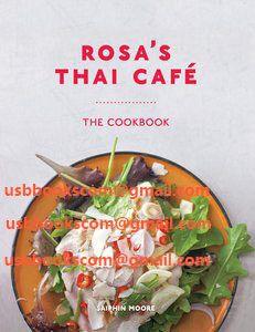 4502 Rosa's Thai Café The Cookbook   相片擁有者 usbbookscom