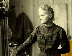 Marie Skłodowska-Curie  1867-1934  two Nobel Prizes