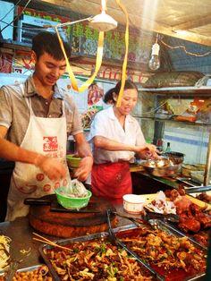 #market #chengdu #china
