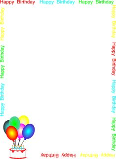 Free Page Border Templates For Microsoft Word Free Printables Freeprintables1 On Pinterest