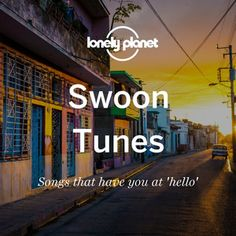 Simmering saxophones and calming keys, teamed with the smoothest voices on the planet. Prepare to fall in love. Best Honeymoon Destinations, Travel Destinations, World Music, Romantic Travel, Lonely Planet, Falling In Love, Planets, Cruise, Saxophones
