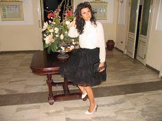 look per le feste... #ootd #blogger #fashion #look #bonton
