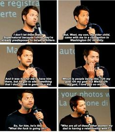 Do you let your kids watch Supernatural?