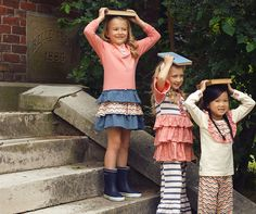 Childrens Fall Fashion Clothing Boutique