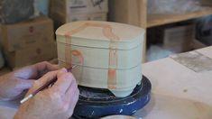 John Skelton Stacked Box Wax Resist Erosion