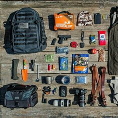 Emergency Supplies, Emergency Preparedness, Emergency Kits, Survival Equipment, Camping Equipment, Survival Knife, Survival Tips, Get Home Bag, Bushcraft Gear