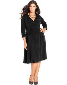 b slim plus size dresses 1x