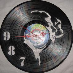 22,50 € Horloge vinyle décoration Serge Ggainsbourg