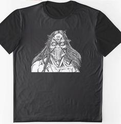 AlaricBarca666.bigcartel.com Metal T Shirts, Mens Tops, Fashion, Moda, Fashion Styles, Fashion Illustrations