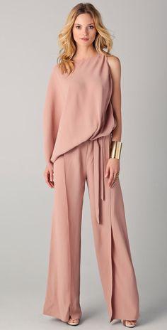 Magnetic Pink Jumpsuit