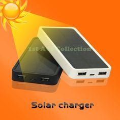 Solar Mobile Power Bank