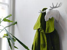 Garderobe Elch weiß glänzend  ---35€---