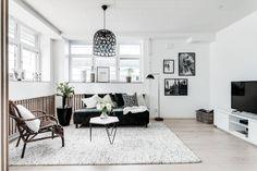 Inspiratieboost: de mooiste woonkamers met witte vloeren | Studio ...
