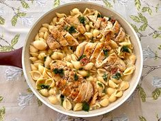 Pasta Salad, Italian Recipes, Macaroni And Cheese, Chicken Recipes, Food And Drink, Meals, Cooking, Arancini, Ethnic Recipes