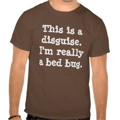 Bed Bug Costume