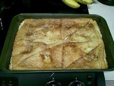 Mama Laughlin: recipe Reduced fat cheesecake sopapillas