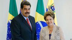 DILMA É CUMPLICE DE NICOLAS MADURO o Brasil teve superávit comercial de US$…