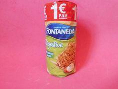 galletas digestive fontaneda