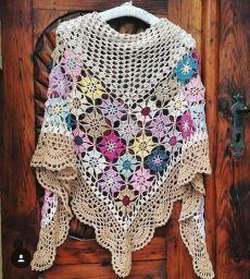 Exceptional Stitches Make a Crochet Hat Ideas. Extraordinary Stitches Make a Crochet Hat Ideas. Crochet Woman, Love Crochet, Hand Crochet, Crochet Lace, Crochet Stitches, Stitch Crochet, Crochet Doilies, Poncho Au Crochet, Crochet Shawls And Wraps