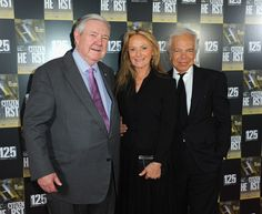 Hearst's 125th Anniversary Celebration And Private Screening Of New Documentary Citizen Hearst - Arrivals
