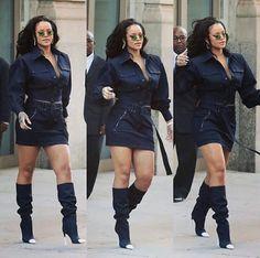 74c18de58f Rihanna slaying in Tom Ford Rihanna Outfits
