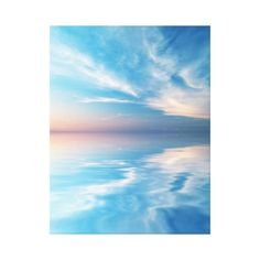 Blue dreams canvas canvas prints