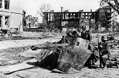 La batalla de Stalingrado, en fotos