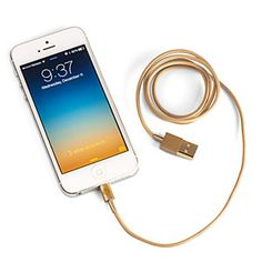 ThinkGeek :: Au Lightning Cable
