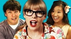 Teens React to Taylor Swift - We Are Never Ever Getting Back Together, via YouTube.