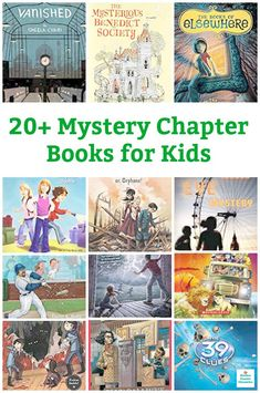 Everyone loves a good mystery - even kids. This collection of mystery books for kids is great for elementary school, middle school and high school readers. Best Mystery Books, Mystery Genre, Best Mysteries, Mystery Novels, Murder Mysteries, Cozy Mysteries, Middle School Books, Books For Tweens, Book Suggestions