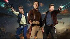 Good-looking smooth-talking rule-breaking sci-fi captains