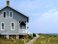 Bald Head Island, North Carolina Photos: Captain Charlie's Station