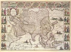 Bohemia Full Size PRINTED COPY Replica Old John Speed Map  c.1626  UNIQUE GIFT