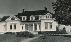 Drengsrud herregård, Asker Country Estate, Villa, Farmhouse, Mansions, Architecture, House Styles, Cottages, Houses, Home Decor