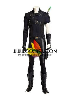 civil war hawkeye cosplay costume - Dr Horrible Halloween Costume