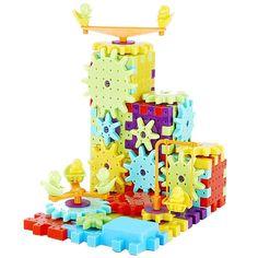 81pcs set Plastic Building Blocks Toy Assembling Bricks Toys Learning Early Educational Toys for Children