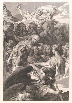 Gustave Dore Solid-Faced Canvas Print Wall Art Print entitled The Buyers and Sellers Driven Out of the Temple, Luke illustration Gustave Dore, La Sainte Bible, Wall Art Prints, Canvas Prints, Biblical Art, Holy Week, Bible Art, French Artists, Find Art