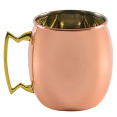 Classic Copper Mug (Set of 2) | Overstock.com Shopping - Great Deals on 10 Strawberry Street Tumblers