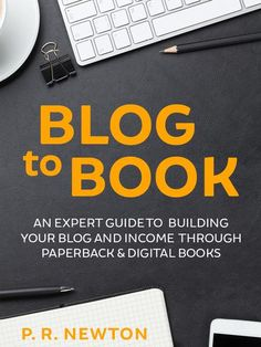 An expert guide, packed with tips and tricks, for growing your blog business and income with ebooks and paperbacks. Has your blog become a thriving business? Ar